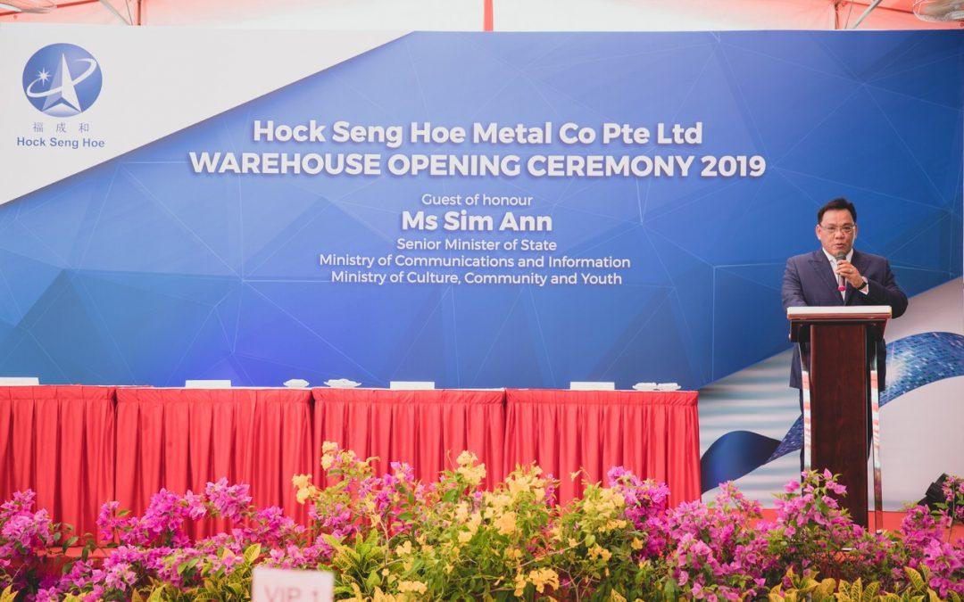 Opening Ceremony 2019