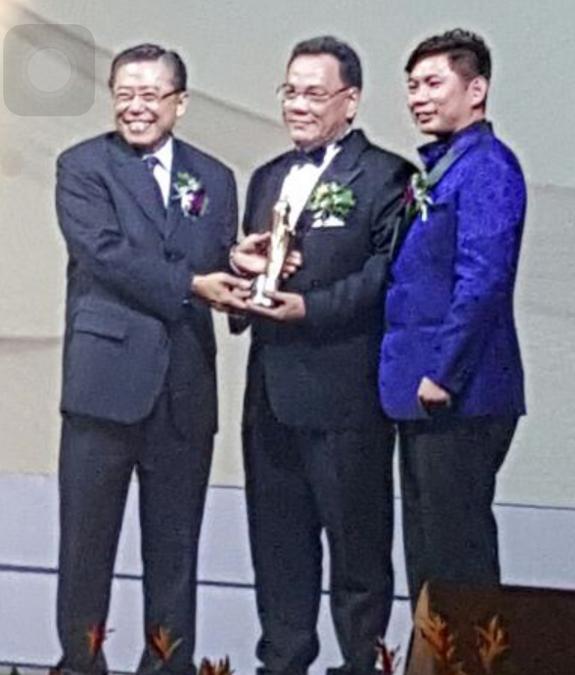 One Asia Award 2015
