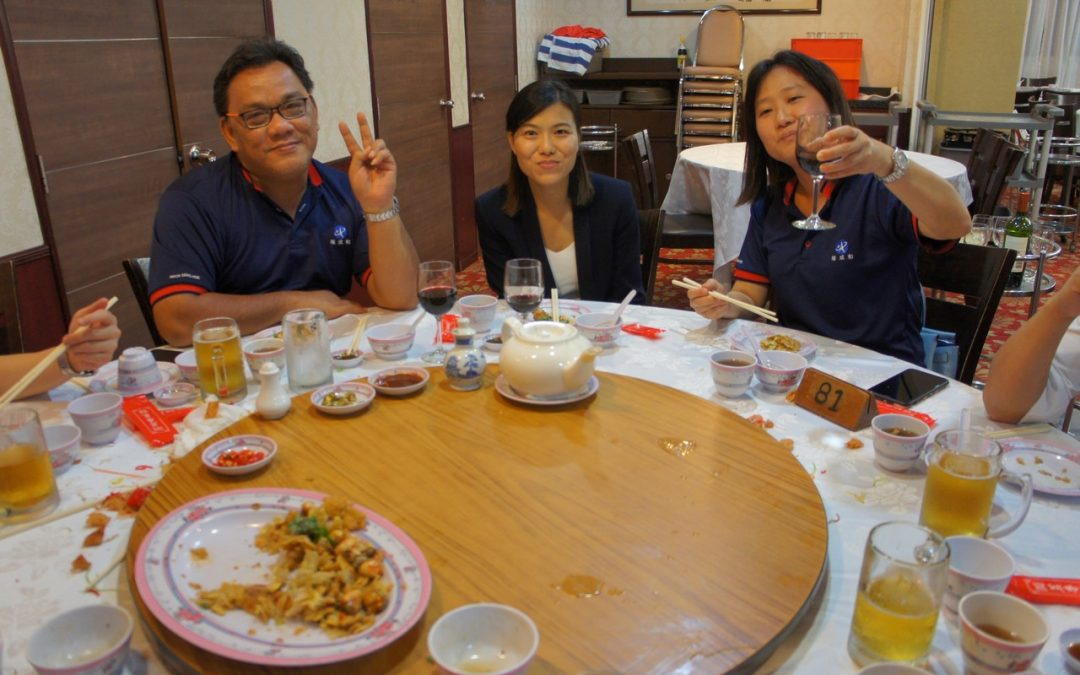CNY dinner 2019